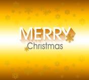 Карточка с Рождеством Христовым Стоковая Фотография RF