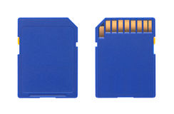 карточка цифровая обеспечивает Стоковое Изображение RF
