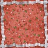 Карточка для годовщины к wi дня Валентайн St. Стоковая Фотография RF
