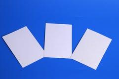 карточка Стоковое Фото