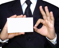 карточка Стоковое Изображение