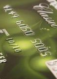 карточка Стоковое фото RF