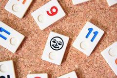 карточки играя в азартные игры стоковое изображение rf