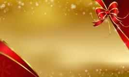 Карточки подарка для праздничного экстренныйого выпуска Стоковые Изображения
