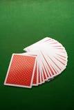 карточки Стоковые Изображения RF