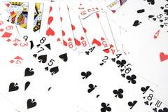 карточки Стоковое Изображение