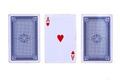 карточки 3 Стоковая Фотография RF