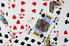 карточки Стоковые Фото