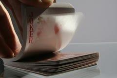 карточки Стоковая Фотография RF