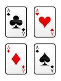 карточки иллюстрация штока