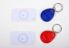 Карточки RFID Стоковые Фотографии RF