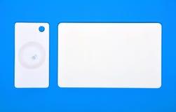 2 карточки RFID Стоковые Изображения RF