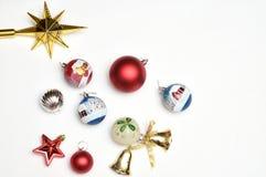 Карточки ` s Нового Года Предпосылки, календари, поздравительные, рогульки, Стоковые Изображения RF