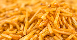 Картошка вставляет фоновое изображение Стоковое Изображение