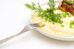картошка месива Стоковое Изображение