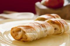 картошка печенья filo Стоковые Фото