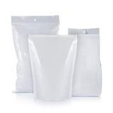 картошка пластмассы пакета обломоков Стоковые Фотографии RF