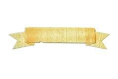 картошка хрустящей корочки знамени Стоковые Фотографии RF
