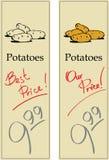 картошка иллюстрация вектора