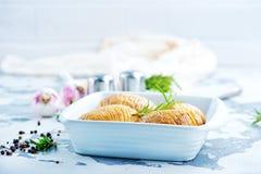Картошка стоковое фото