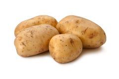 Изолированные картошки золота Юкона Стоковое Изображение RF