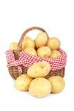 картошки корзины Стоковые Фотографии RF