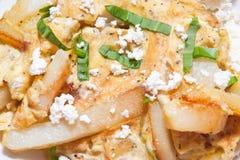 картошки омлета Стоковое фото RF