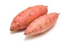 картошки сладостные Стоковое Изображение