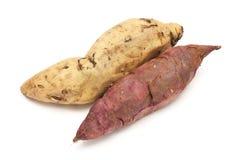картошки сладостные Стоковые Изображения