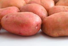 картошки цвета подняли стоковое изображение rf