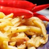 картошки chili Стоковое Изображение