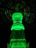 Карусель башни с часами Стоковая Фотография RF