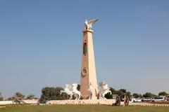 Карусель Salama Al в Umm Al Quwain Стоковое фото RF
