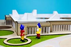 2 карлика сада Стоковая Фотография RF