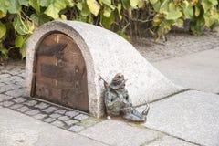 Карлики Wroclaw Стоковое фото RF