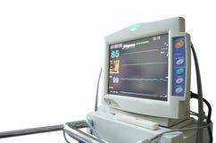 Кардиомонитор Стоковая Фотография RF