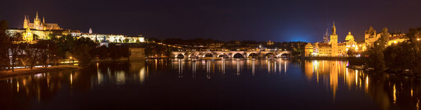 Карлов мост Стоковое фото RF
