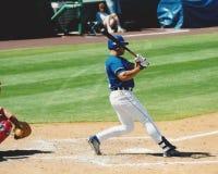 Карлос Beltran, Royals Kansas City Стоковое Изображение RF
