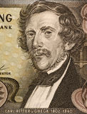 Карл Ritter von Ghega стоковые изображения