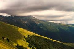 Касаться облакам Стоковые Изображения RF