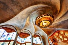 Каса Batllo Барселона Испания стоковая фотография