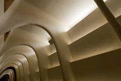 Каса Batllo - Барселона Испания Стоковая Фотография