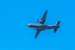 КАСА C-295 воздушных судн Стоковые Изображения RF