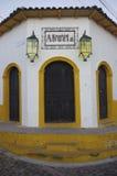 Каса de Ла Abuela в Suchitoto Стоковое фото RF