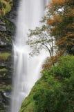 Каскад водопада Стоковое фото RF