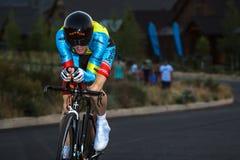 Каскад 2014 задействуя классическую гонку дороги Стоковые Изображения