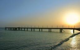 Каспийское море Стоковая Фотография RF