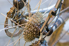 кассета велосипеда Стоковая Фотография RF