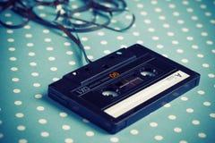 Кассета ленты звукозаписи стоковая фотография rf