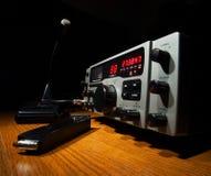 Кассета и радио Стоковые Изображения RF